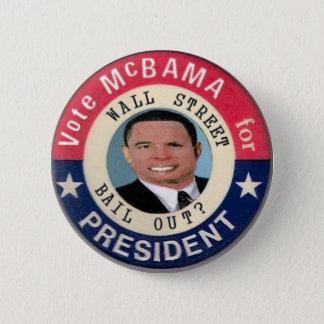 McBama Button