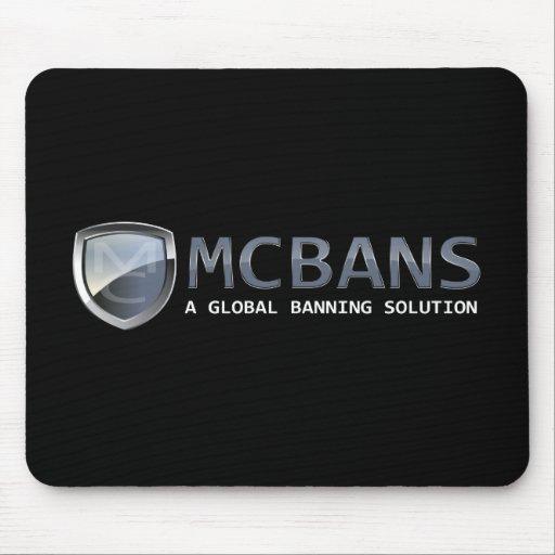 MCBans MousePad
