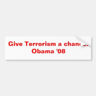 McCain 2008 Bumper Sticker