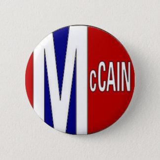 McCain Big M Button