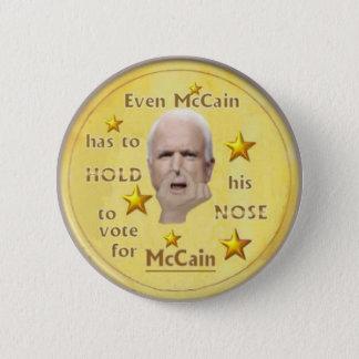 McCain ? Button