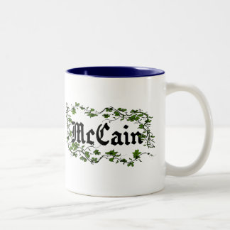 McCain Crawling Ivy Celtic Irish Mug