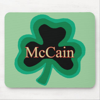 McCain Family Mouse Pad