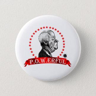 McCain P.O.W. 2 Inch Round Button