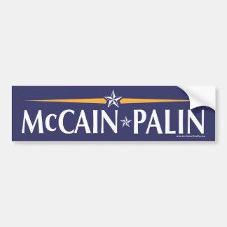 McCain-Palin 08 Bumper Sticker