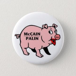 McCain Palin 2 Inch Round Button