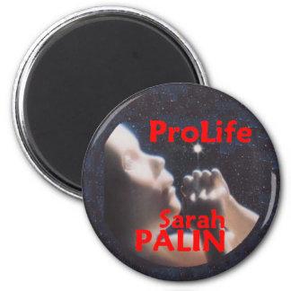 McCain Palin ProLife Magnet