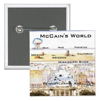 McCain's World Square Button
