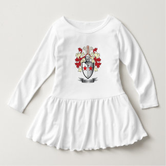 McCall Family Crest Coat of Arms Dress
