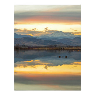 McCalls Lake Reflections Letterhead