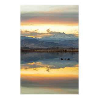 McCalls Lake Reflections Stationery