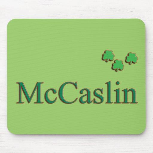 McCaslin Family Mousepad