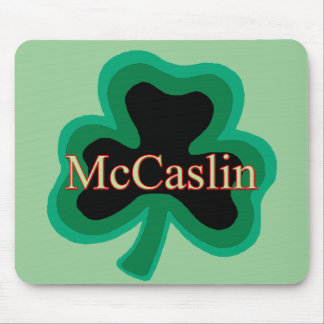 McCaslin Family Mouse Pad
