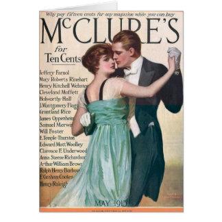 McClure's 1915 Card