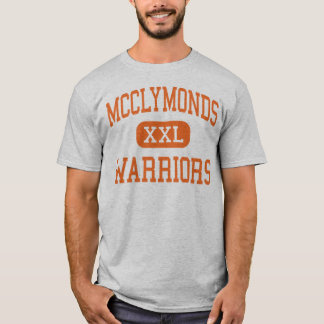 McClymonds - warriors - High - Oakland California T-Shirt