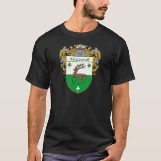 McConnell Coat of Arms (Mantled) T-Shirt