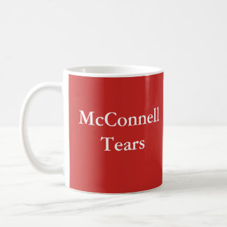 McConnell Tears Coffee Mug