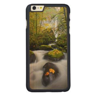 McCord Creek Bigleaf Maple | Columbia Gorge, OR Carved Maple iPhone 6 Plus Case