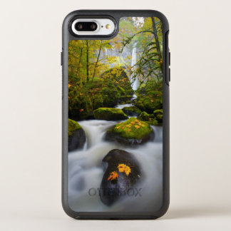 McCord Creek Bigleaf Maple | Columbia Gorge, OR OtterBox Symmetry iPhone 8 Plus/7 Plus Case
