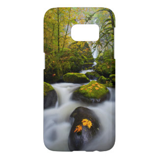 McCord Creek Bigleaf Maple | Columbia Gorge, OR Samsung Galaxy S7 Case