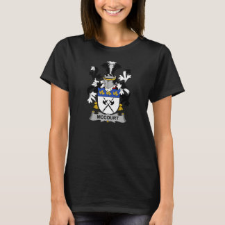 McCourt Family Crest T-Shirt