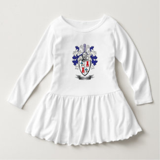 McCracken Family Crest Coat of Arms Dress