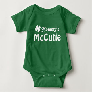 McCutie Baby Shirt | St. Patrick's Day