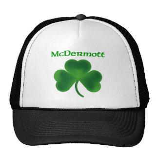 McDermott Shamrock Trucker Hat