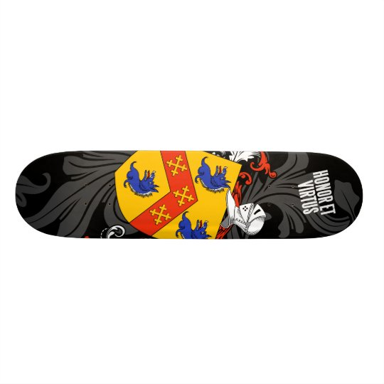 McDermott Skateboard Deck