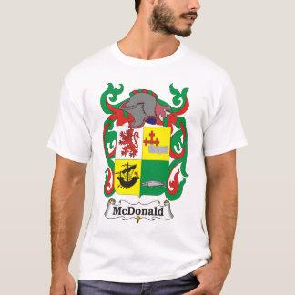 McDonald Crest T--shirt T-Shirt