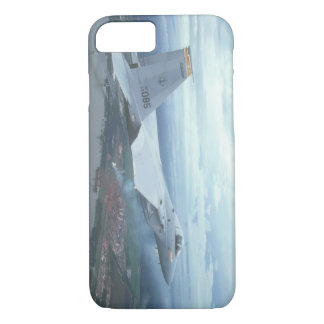 McDonnell F-15A Eagle_Military Aircraft iPhone 7 Case