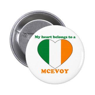 Mcevoy 2 Inch Round Button