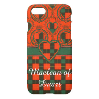 Mcfie clan Plaid Scottish tartan iPhone 7 Case