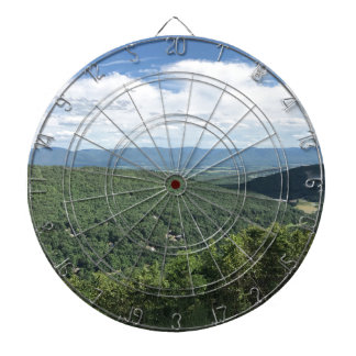 McGaheysville, Virginia Mountain View Dartboard