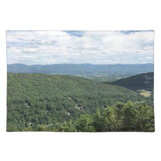 McGaheysville, Virginia Mountain View Placemat