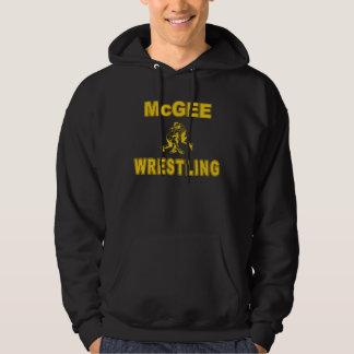 McGee Wrestling Hoodie