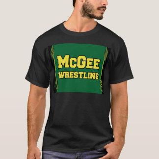 McGee Wrestling - New Logo T-Shirt