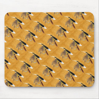 """McGinty Tiled"" Trout Fly Mousepad"