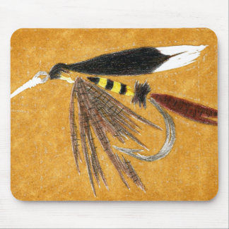 """""""McGinty"""" Trout Fly Mousepad"""