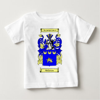 McGovern Coat of Arms Baby T-Shirt