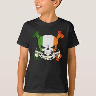McGrath Irish Skull T-Shirt