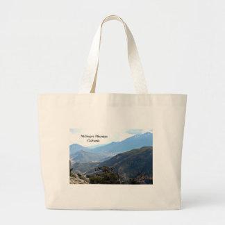 McGregor Mountain, Colorado Jumbo Tote Bag