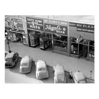 McGuire's Bar, 1940 Postcard