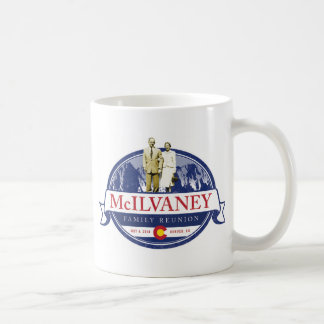 McIlvaney Reunion 2014 - Denver Coffee Mug