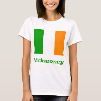 McInerney Irish Flag T-Shirt