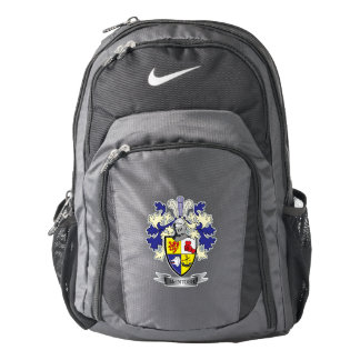 McIntosh Family Crest Coat of Arms Backpack