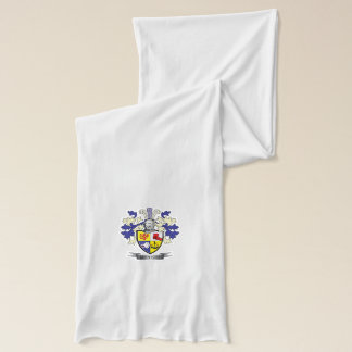 McIntosh Family Crest Coat of Arms Scarf