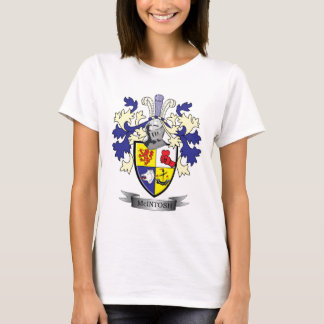 McIntosh Family Crest Coat of Arms T-Shirt
