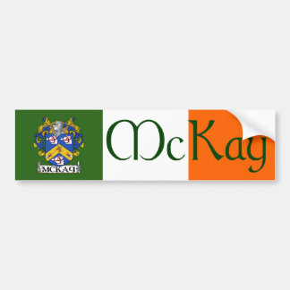 McKay Coat of Arms Bumper Sticker
