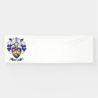 McKay Family Crest Coat of Arms Banner